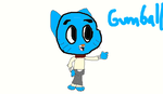 gumball by snowflake20006