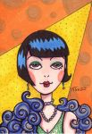 Flapper by PicassoPixie