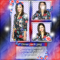 +Victoria Justice 03 By -Lisbeth by liizpnga