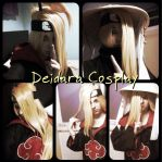 Cosplay- Deidara by NuclearZombie18