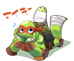 Michelangelo by norunn8931