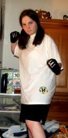 Videl Cosplay by BuickRegalRacecar56