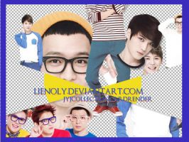 JYJcollectioncardrenderbylienoly by lienoly