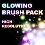 Glowing Brush by nosKILL1343