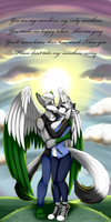 Commission: 'You Are My Sunshine' by SaaraBlitz