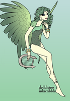 Angel Forestal 01 by Avengium