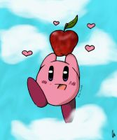 Kirby is Tickled Pink by CaseyJewels