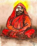 Bodhidharma-2 by deviantmike423