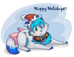 Happy Holidays by kaykaykit