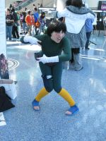 AX 2010: Naruto's Rock Lee by ShipperTrish