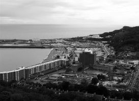 port of Dover by awjay