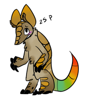 Armadillo Adopt CLOSED by Fluffbutt-Adopts