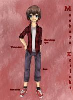 Keiichi by voicelesss