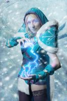 Christelle---DOTA-2 by vincent-fourneuf