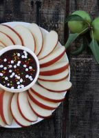 Homemade Chocolate Caramel Apple Dip (w/recipe) by theresahelmer