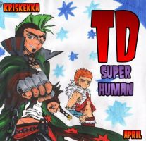 Total drama Superhuman 5 by Kriskekka