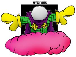 Lil' Mysterio by 5chmee