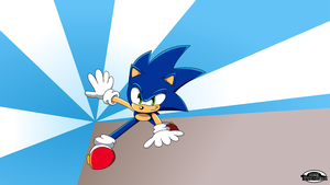 Sonic X Lost World - wallpaper by MarkProductions