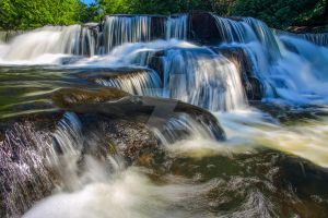 Upper Bond Falls by RAIN2RIVER66