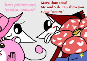 When some spies meets a pokemon by AnimeVideoGamesFan37