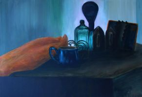 Still-life 3 by Agatzor