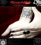 Vampire Knight Tattoo by NeeYumi