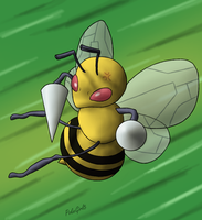 015 Beedrill by PokeGirl5