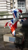 Union Flag Mandeville by ggeudraco
