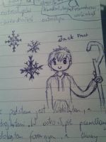 Sketch.Chibi, Jack Frost. by Nonthyl
