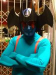 Devilman - Mantova Comics 2015 by Groucho91