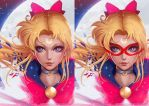 Sailormoon Sailor V by magion02