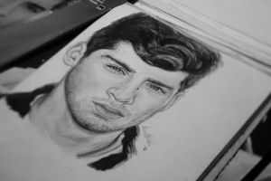 Zayn Malik by Bluecknight
