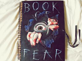 Book of Fear by MemoryInTime