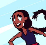 Connie the Swordfighter by AmbigiousNothing