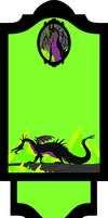 Maleficent Dragon Journal CSS by AESD