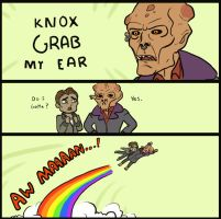 Knox by PsykerScum
