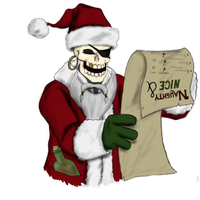 Peg-Leg Pete - Naughty List by JackAbsinth