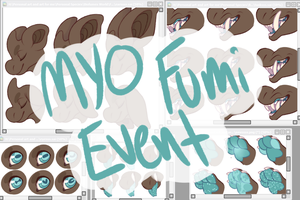 MYO FUMI EVENT!!! [DEADLINE REACHED] by Fumi-LEX