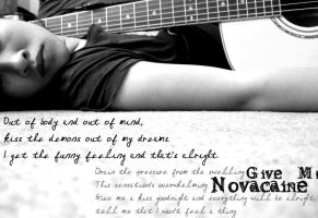 Give Me Novacaine by AcousticEnergy