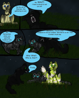 Hollyleaf's crazy - contest by CirylXD