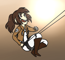 snk is a good show by oofuchibioo