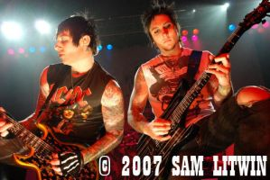 Avenged Sevenfold at Lupo's by Sam-Litwin