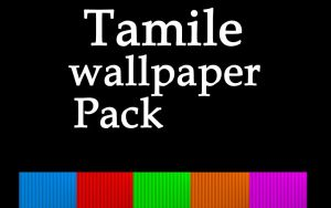Wallpaper pack Stripes by Tamile