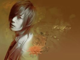 Kim Hyun Joong Wallpaper 18 by Anysayuri