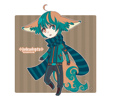 [CLOSED] Adoptable {005} $10 (Paypal only) by judeadopts
