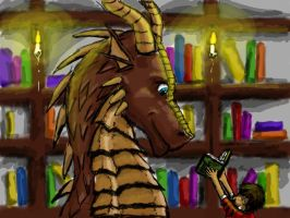 The Library of Wonders by Prothean290