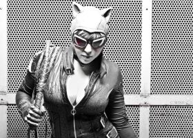 Arkham City Catwoman by Sheik19