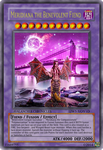 Meridiana the Benevolent Fiend - The Card by ambient-avalancher