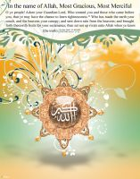 Who create every thing by muslimz