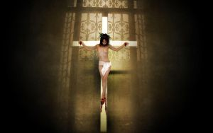 Personal Jesus by darkshadowmagus